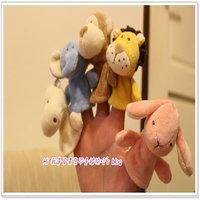 【育兒好物】miYim有機棉手指玩偶組,培養孩子閱讀、說故事的好道具。